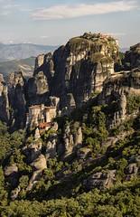 The space between us (Irwin Scott) Tags: rock cliffs greece monastery meteora
