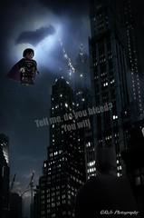 Batman vs Superman Lego (R!J0) Tags: lego superman batman vs