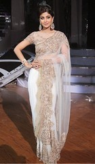 Shilpa Shetty in Saree  Our top 9 (stylesatlife) Tags: saree shilpashetty