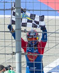 Jimmie Johnson (Titanium Man) Tags: superman nascar jimmiejohnson hendrickmotorsports sprintcup autoclubspeedway autoclub400