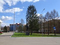 DSC02561 (cggrossman) Tags: museum russia moscow cosmonaut starcity trainingfacility