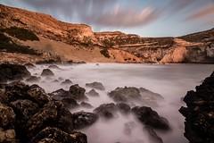 Fomm ir-Rih (DanielPace) Tags: longexposure seascape water landscape long malta