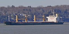 Harlequin (Jacques Trempe 2,230K hits - Merci-Thanks) Tags: canada river ship quebec stlawrence stlaurent tanker harlequin fleuve caprouge endeavour navire bulker petrolier vraquier dizgit