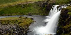 Islandia (Rafa perena) Tags: naturaleza nature landscapes waterfall iceland islandia agua nikon paisaje nd cascada largaexposicion d7100