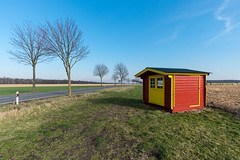 Bortfeld (duesentrieb) Tags: architecture germany landscape deutschland htte architektur shelter landschaft niedersachsen lowersaxony peine bortfeld