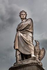 Dante Alighieri (flo73400) Tags: florence dante