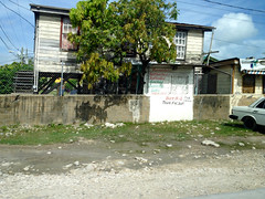 Belize City - Bar B Q (The Popular Consciousness) Tags: belize belizecity centralamerica