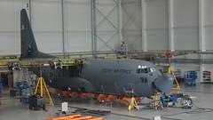C-130E Hercules (Lukasz Pacholski) Tags: force martin air polish lockheed hercules c130e wzl2