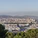 Barcelona vista desde el Castillo de Montjuic