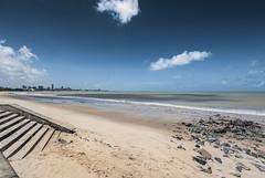 Brazil - Joo Pessoa (Nailton Barbosa) Tags: praia brasil mar pessoa nikon bresil pb brasilien ne litoral brasile joo oceano nordeste brsil paraba jampa d80