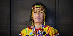 Lumad (chandlerbong) Tags: light people portraits no sony flash philippines system available indigenous ethnicity davaocity mirrorless a6000 sel50mm18