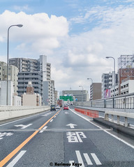 Uncommom Places 314 (Harimau Kayu (AKA Sumatra-Tiger)) Tags: japan tokyo cityscape bigcity urbanskyline urbanscenery urbanasia metropolitanexpressway tokyoskyline