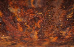 Lava Flow DSC_0737 (Katrina Wright) Tags: texture rust pattern decay abstracts rustedwall