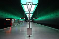 hamburg hafen city/university - hope (winne pu) Tags: architecture germany subway hamburg hafencity