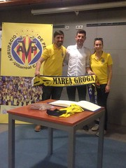 "Homenaje Villarreal Abril 2016 • <a style=""font-size:0.8em;"" href=""http://www.flickr.com/photos/137447630@N05/26639095465/"" target=""_blank"">View on Flickr</a>"