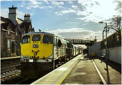 Kildare (Kingmoor Klickr) Tags: ireland eire railwaystation railtour irishrail kildare 079 irrs 071class irishrailwayrecordsociety