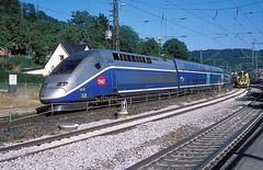 4710  Geislingen - West   21.07.13 (w. + h. brutzer) Tags: france analog train nikon frankreich eisenbahn railway zug trains tgv sncf 4700 eisenbahnen triebzug triebzge webru geislingenwest