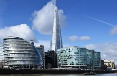 The Shard - London (Mark Wordy) Tags: uk england london skyscraper riverside cityhall riverthames southwark theshard morelondonestates
