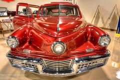 005/365.2016 Tucker Torpedo (Tucker 48) (OscarAmos) Tags: reflection car texas hdr lightroom 18200mm photomatix tonemapped detailenhancer topazadjust project3652016 nikond7200