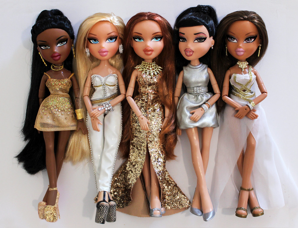 The world 39 s best photos by bratzcollector flickr hive mind Bratz fashion look and style doll