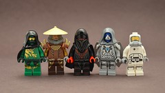 Back to the Basics (th_squirrel) Tags: lego fi minifig minifigs sci minifigure minifigures figbarf