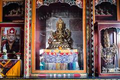Nepal_2015-2726 (Matias Silmunen) Tags: nepal green asia tara buddhism monastery tibetan himalaya karmapa shamarpa avalokitevara