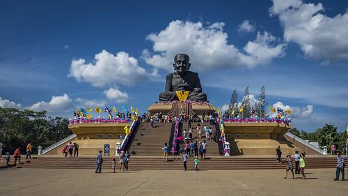 Hua Hin Buddha Statue