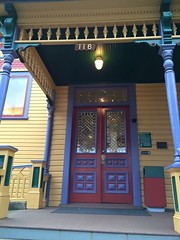 Gilbert house entry | Salem, Oregon (eg2006) Tags: door colorful victorian oldhouse porch entry victorianhouse gilberthouse salemoregon