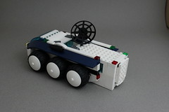 Module Transporter MkIII (dschlumpp) Tags: classic lego space modular vehicle ideas moc