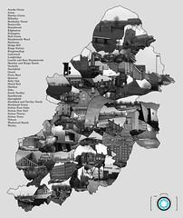 Birmingham Electoral Wards (Kerry Smith Photography) Tags: england west history birmingham maps historical electoral wards midlands