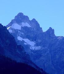 Glaciers near Summit of Mount Owen - Grand Teton National Park, Wyoming (danjdavis) Tags: mountain ice nationalpark glacier rockymountains wyoming grandtetons grandtetonnationalpark mountowen