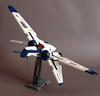 ARC-209 Mk II Arctiidae (Sydag) Tags: starwars ship lego space contest scifi arctiidae evolved moc starfighter fbtb arc170 spacefighter arc209