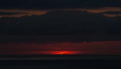 Sunset Upcountry (airinnajera) Tags: ocean sunset sea clouds hawaii nikon no aaron maui oi ka najera