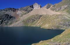 Lago inf di Laures 01 (maurizio.broglio) Tags: lago di monte inferiore laures emilius brissogne