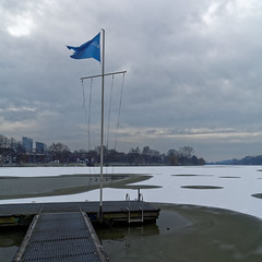 Ice Age - 001-0014_Web (berni.radke) Tags: schnee winter snow ice iceage eis mnster winterlandscape winterlandschaft aasee eiszeit