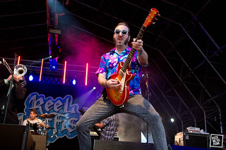 Reel Big Fish // Shot by Carl Battams