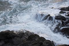 "XP-3 ""White Washed"" (zigglegigglerox) Tags: ocean blue original sea sky white seascape love beach water rock canon project landscape photography moss cove experiment rocky saturday wanderlust laguna edit"