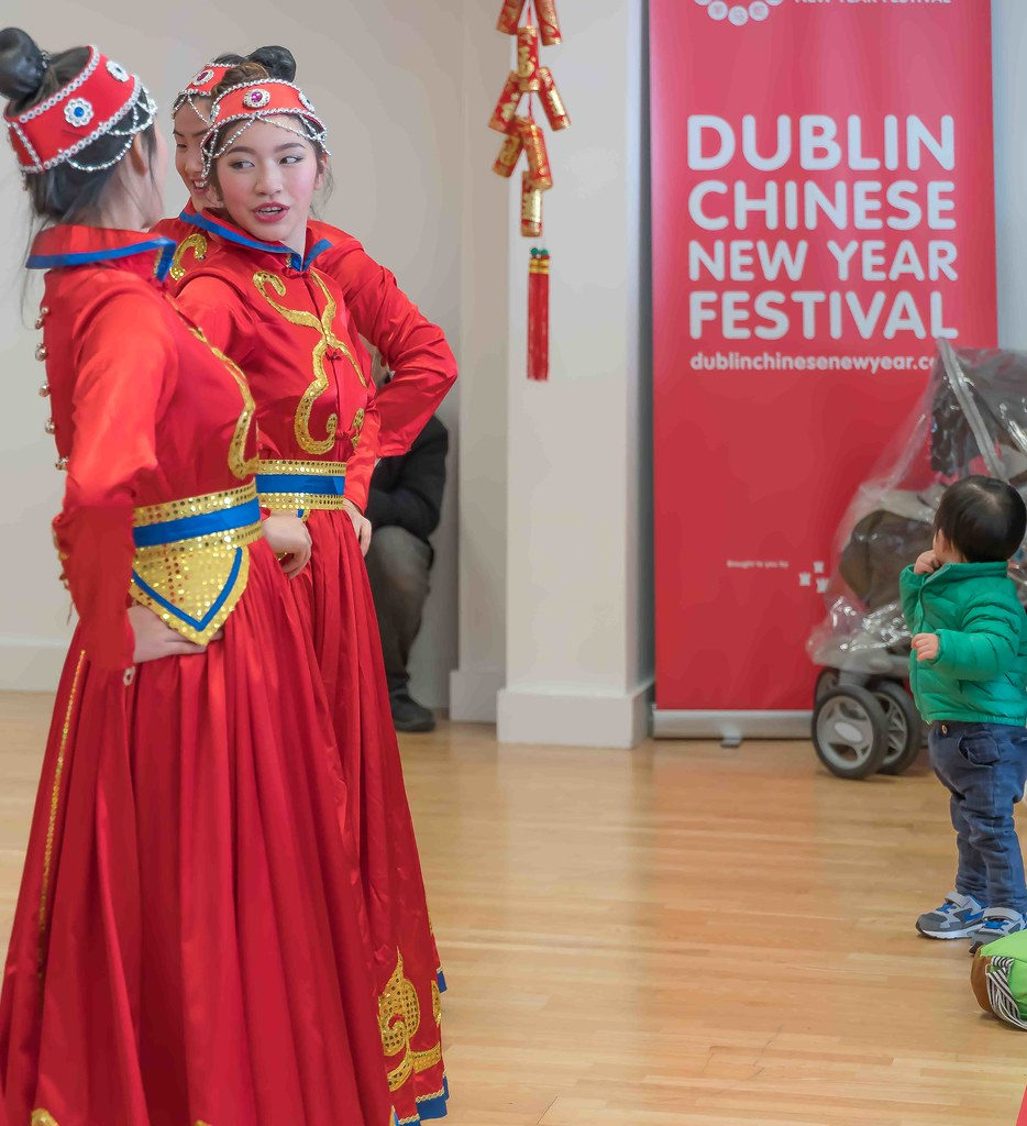 CHINESE COMMUNITY IN DUBLIN CELEBRATING THE LUNAR NEW YEAR 2016 [YEAR OF THE MONKEY]-111607