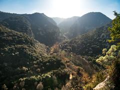 Valle  dell'Anapo (HamburgerJung) Tags: nature landscape panasonic sicily sicilia sizilien pantalica gm5 necropolisofpantalica