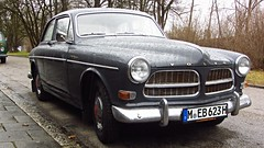 Volvo Amazon (vwcorrado89) Tags: volvo amazon 121 b18
