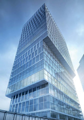 Проект небоскреба Kingdee Tower в Шэньчжэне от HENN