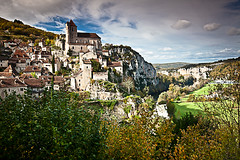 St Cirq Lapopie (davidedmond57) Tags: autumn france st buildings lot valley cahors cirq lapopie cliffe midipyrenees