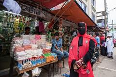 5D8_7220 (bandashing) Tags: street england woman manchester sharif muslim islam hijab tourist covered shops niqab sylhet bangladesh socialdocumentary trinkets burkah dargah aoa shahjalal bandashing akhtarowaisahmed dargahroad