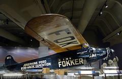 The Josephine Ford (Maia C) Tags: airplane byrd fokker henryfordmuseum maiac hfmgv heroesofthesky richardebyrd sonydschx1