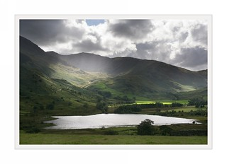 Light and shade, Little Langdale