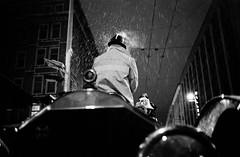 Strandgaten (varjagg) Tags: leica car rain norway 35mm vintage fire kodak trix breath helmet january 11 400tx summicron f2 bergen veteran m4 vapor brigade v4 2016 joure ei800 microphen countre preasph