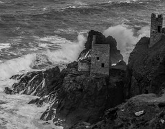 The Crowns, Botallack_black_and_white (Odd Wellies) Tags: england unitedkingdom saintjust sw3633