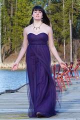 Emily (austinspace) Tags: winter portrait woman washington spokane dress brunette gown medicallake