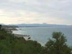 Aux alentours de Biarritz