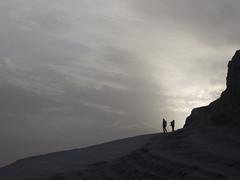 (Alessandro - sciack) Tags: sunset sea silhouette tramonto sicily inverno sicilia realmonte scaladeiturchi